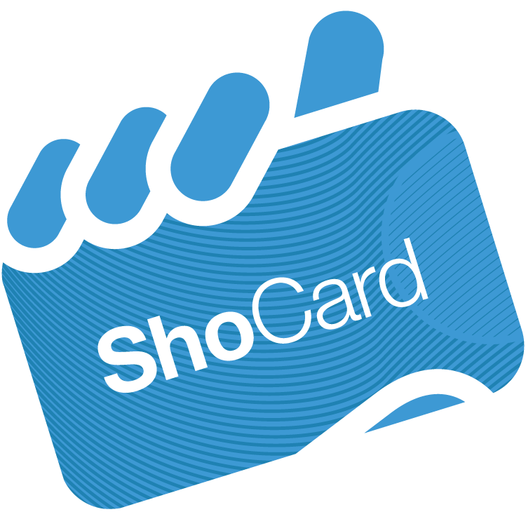 Logo for ShoCard