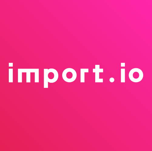 Logo for import.io