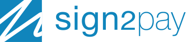 Logo for Sign2Pay