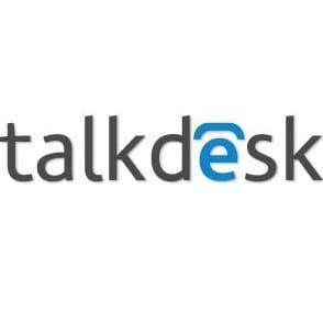 Logo for Talkdesk