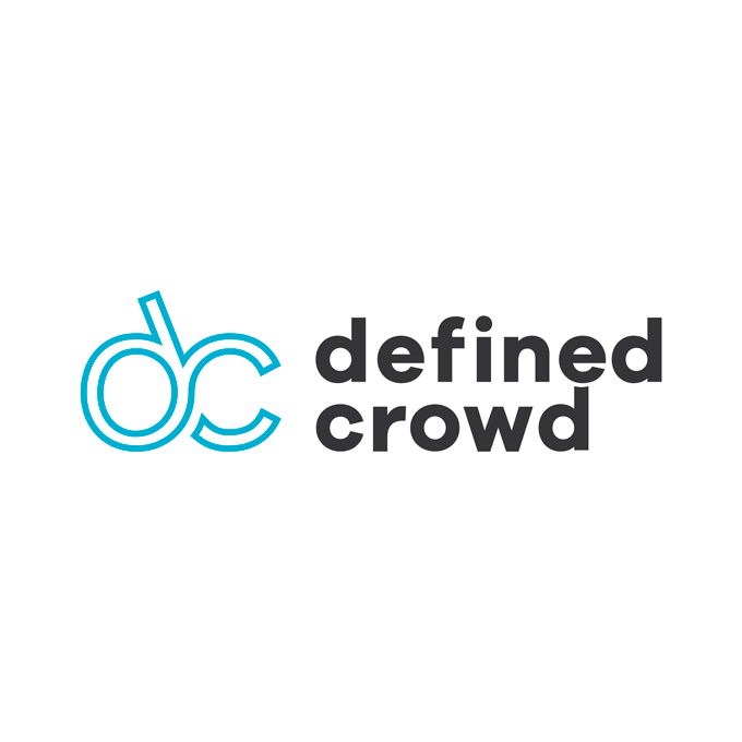 Logo for DefinedCrowd