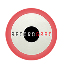 Logo for RecordGram Inc