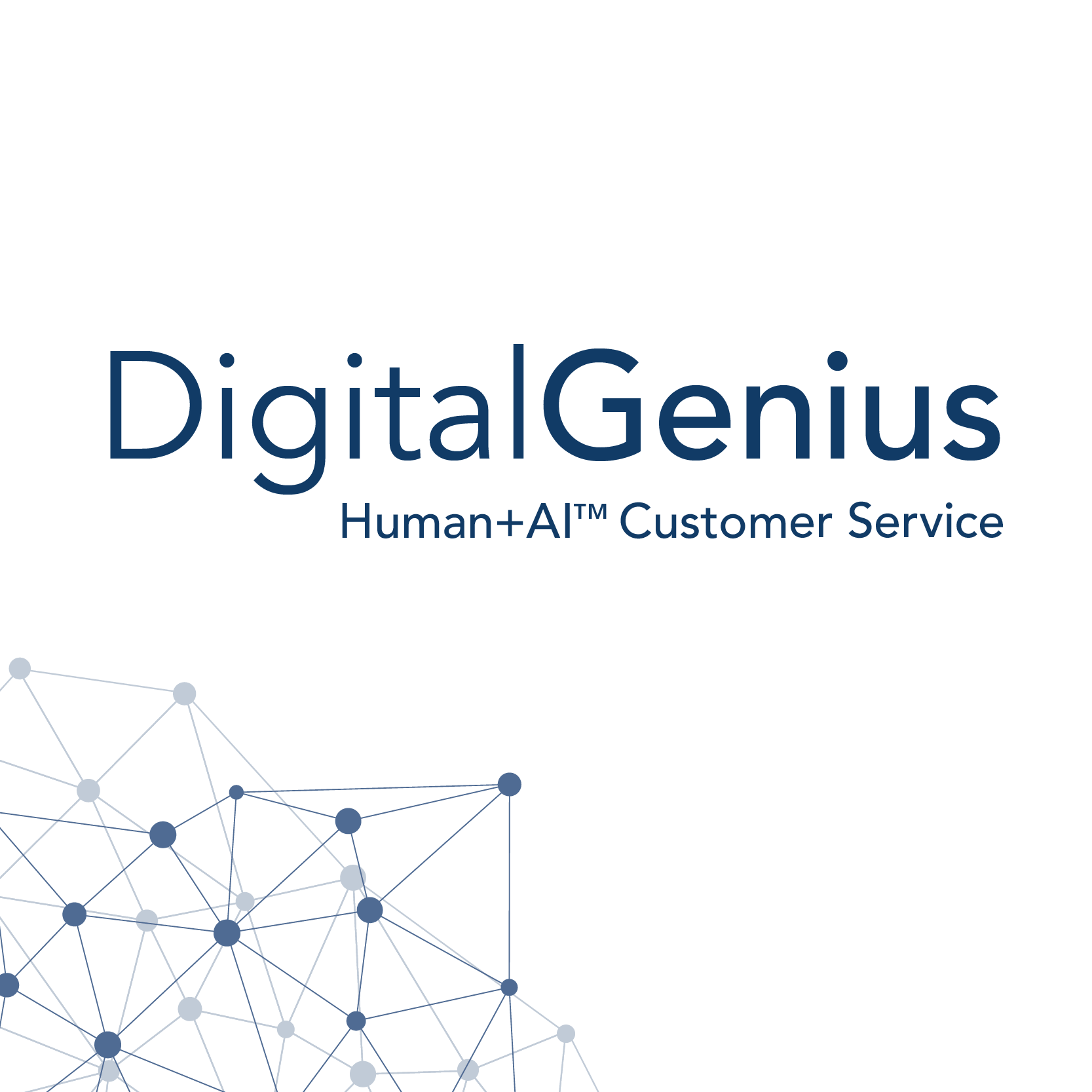 Logo for DigitalGenius