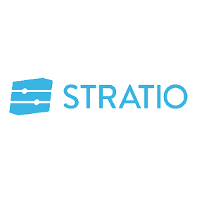 Logo for Stratio