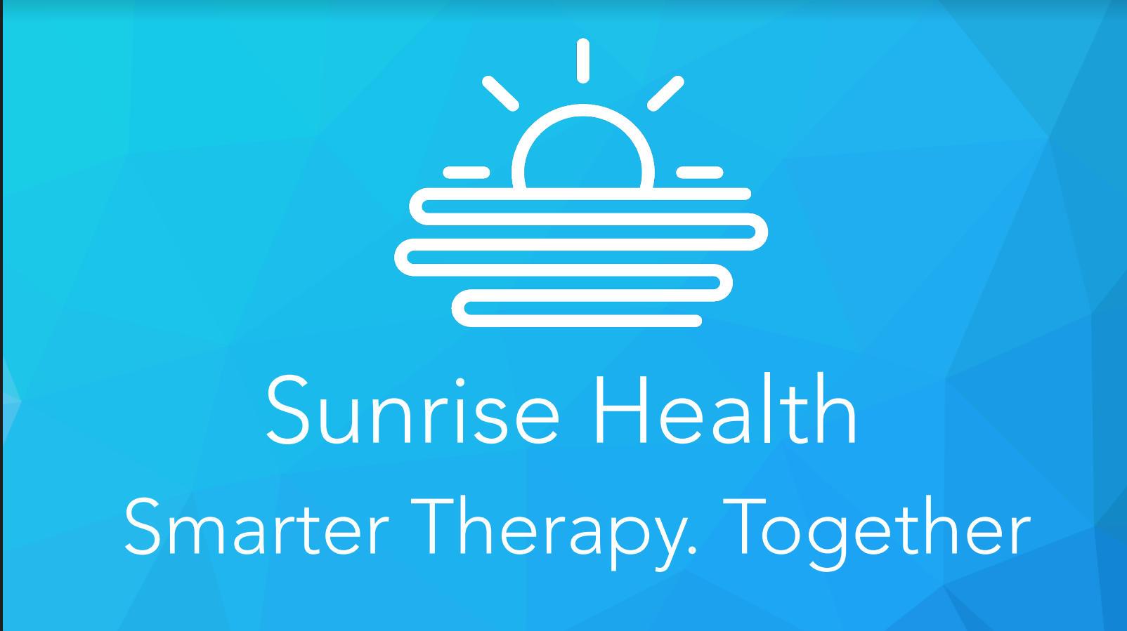 Logo for Sunrise Health